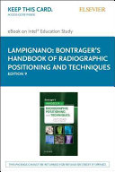 Bontrager's Handbook of Radiographic Positioning & Techniques - Elsevier Ebook on Intel Education Study Access Card