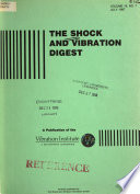 The Shock and Vibration Digest