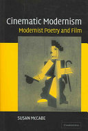 Cinematic Modernism