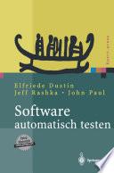 Software automatisch testen