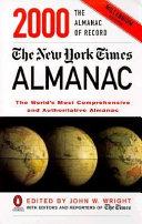 The New York Times Almanac 2000