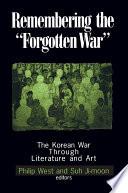 Remembering the Forgotten War