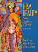 HRM Reality Book