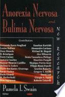 Anorexia Nervosa and Bulimia Nervosa