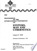 1983 Proceedings of the International Conference on Systems, Man, and Cybernetics, December 29, 1983-January 7, 1984