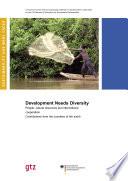 Development Needs Diversity