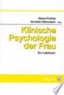 Klinische Psychologie der Frau