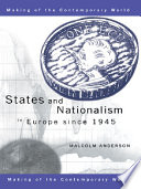 States and Nationalism in Europe since 1945