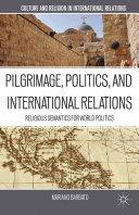 Pilgrimage, Politics, and International Relations Pdf/ePub eBook
