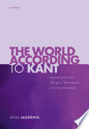 The World According to Kant