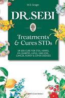 DR  SEBI Treatment and Cures Book Book