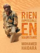 Pdf Rien Impossible En Mauritanie Telecharger