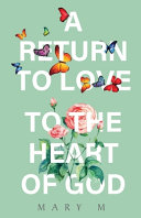 A Return to Love Book PDF