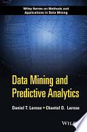 Data Mining and Predictive Analytics