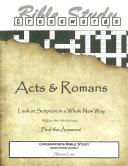 Crosswords Bible Study