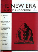 The New Era in Home and School