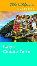 Rick Steves Snapshot Italy s Cinque Terre