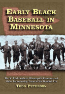 Early Black Baseball in Minnesota