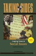 Clashing Views on Social Issues