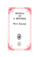 Musings Of A Minstrel