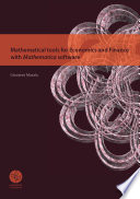 Mathematical tools for Economics and Finance with Mathematica software
