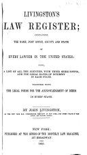 Law Register