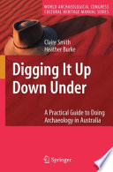 Digging It Up Down Under Book PDF