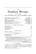 Southern Bivouac