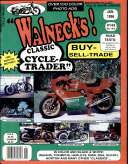 WALNECK S CLASSIC CYCLE TRADER  JANUARY 1996