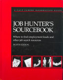Job Hunter S Sourcebook Book PDF