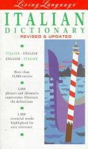 Living Language Conversational Italian Book