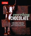 Everything Chocolate Pdf/ePub eBook