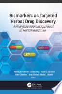 Biomarkers as Targeted Herbal Drug Discovery Book