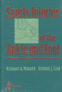 Sports Injuries of the Ankle and Foot Book