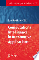 Computational Intelligence In Automotive Applications