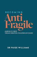 Becoming Antifragile PDF