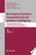 Bio Inspired Systems  Computational and Ambient Intelligence