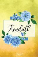 Kendall Journal ebook