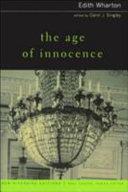 The Age Of Innocence Pdf/ePub eBook