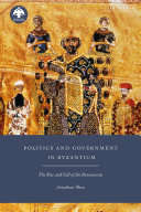 Politics and Government in Byzantium [Pdf/ePub] eBook