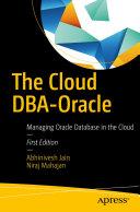 The Cloud DBA Oracle
