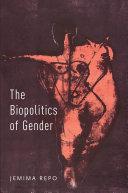 Pdf The Biopolitics of Gender Telecharger