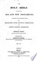 The Holy Bible Job