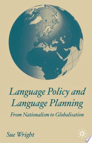 Language Policy and Language Planning Free eBooks - Free Pdf Epub Online