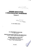 Higher Education Book