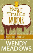 Bear Truffle Murder Book