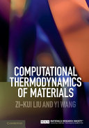 Computational Thermodynamics of Materials