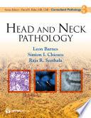 Head And Neck Pathology Book PDF
