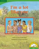 Books - Im a lot like you (Big Book version) | ISBN 9780521719506