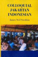 Colloquial Jakartan Indonesian